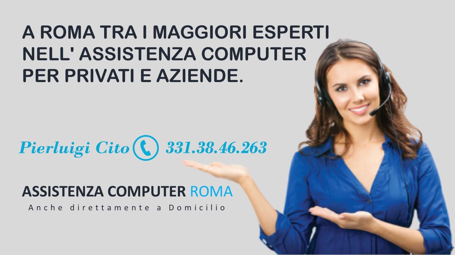assistenza computer a domicilio