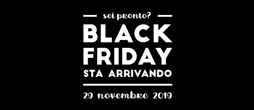 prossimo black friday